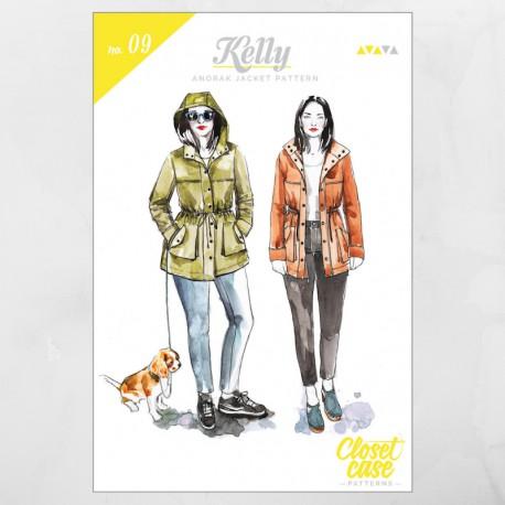 Anorak Kelly - Closet Case Files
