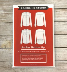 Chemise Archer - Grainline Studio
