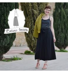 Pantalon Botanic - Pauline Alice