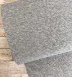 Gray sweat fabric - La Maison Victor
