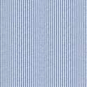 Seersucker Rayé Bleu/Blanc - Robert Kaufman