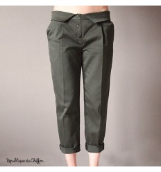 Pantalon Jacques - République du Chiffon