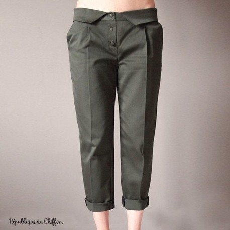 Pantalon Jacques - Republique du Chiffon