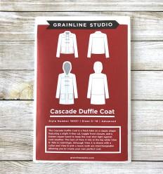 Manteau Cascade - Grainline Studio