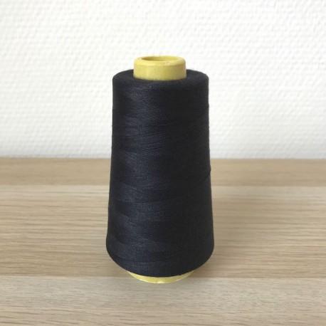 Cône de fil - Noir