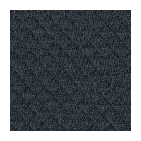 Black Quilted Jersey - France Duval Stalla