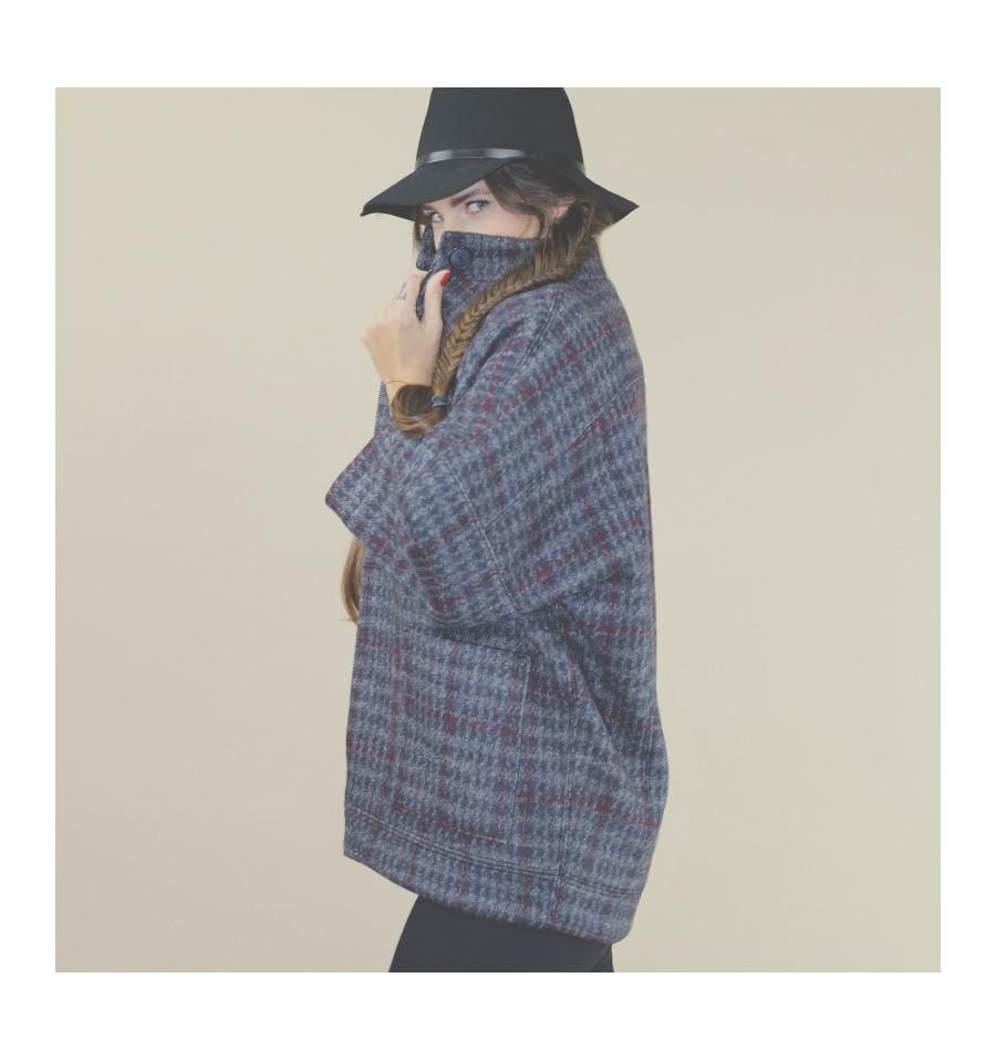 6b82899d3495 Manteau Jose - République du Chiffon - patron de couture