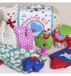 Kits couture pour enfant apprendre coudre pour enfant for Malette couture enfant