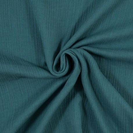 tissus double gaze de coton
