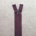 Fermeture 16cm YKK - Marron
