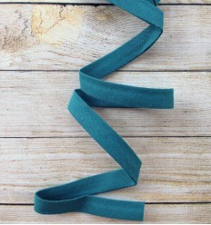 Schrägbänd - Blaugrün