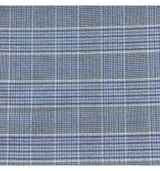 Prince Galles, bleu, gris