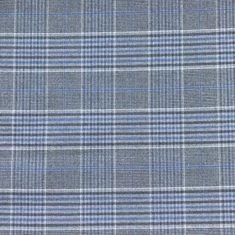 Prince Galles, gris, bleu