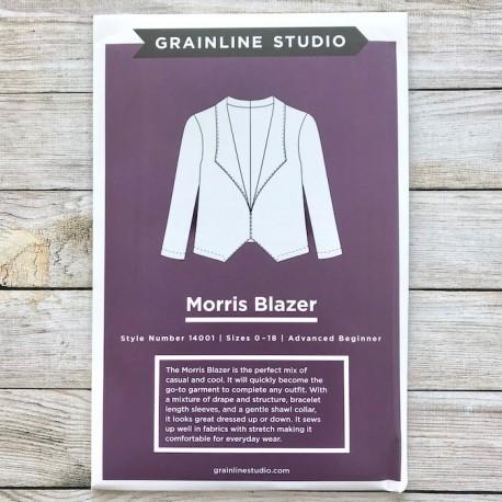 Veste Morris - Grainline Studio