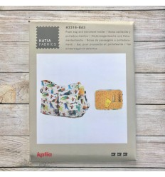 Pram bag and document holder - Katia