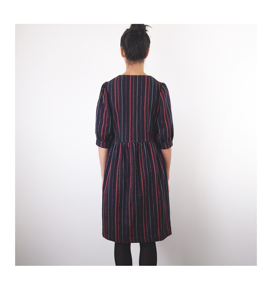 Schnittmuster für Damen - Jocelyne Kleid Marke: République