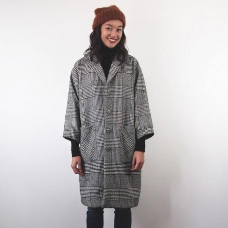 LEONARD coat - Republique du Chiffon
