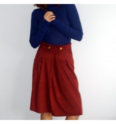 Suzie skirt - Dessine Moi Un Patron
