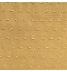 Plumetis Moutarde