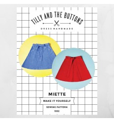 Jupe Miette - Tilly and the Buttons