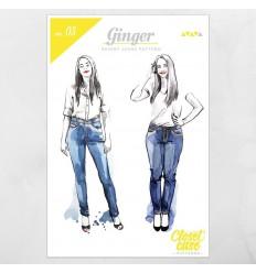 Jean Ginger - Closet Case