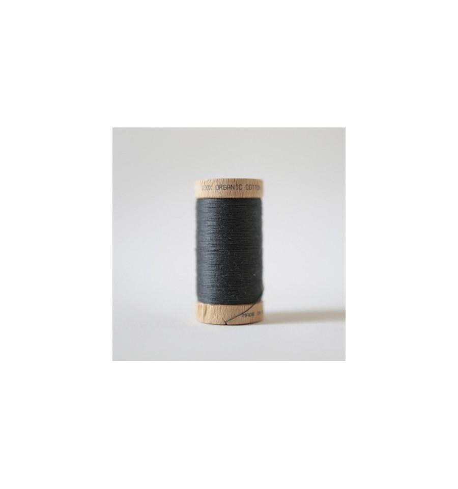 fils coton bio bobine fil coton bio pour coudre main ou. Black Bedroom Furniture Sets. Home Design Ideas