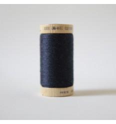 Bobine de Fil 100% Coton Bio - Marine