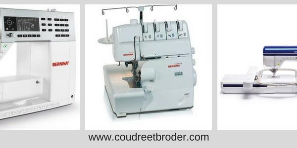 Le blog de tissu co - Choisir machine a coudre ...