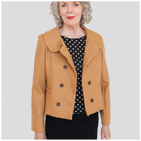 Anise jacket - Colette Patterns