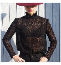 Dahlia blouse - Maison Fauve