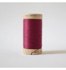 Organic Cotton Thread - Bordeaux