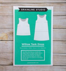 Willow Top / Kleid - Grainline Studio