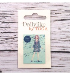 "Dailylike label ""Summer"""