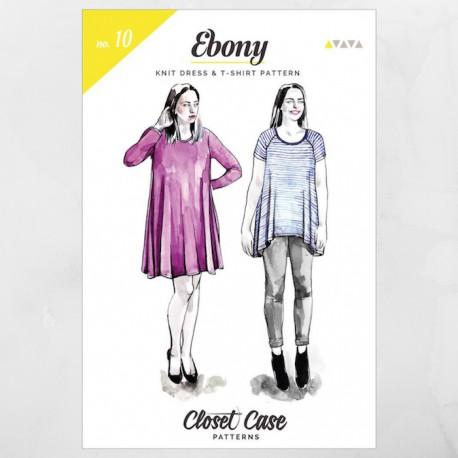 Robe, Top Ebony - Closet Case