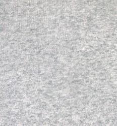 Strickstoff, meliert Grau