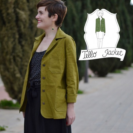 Tello jacket - Pauline Alice