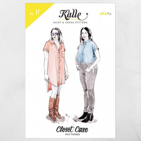 Kalle Shirt & Shirtdress - Closet Case