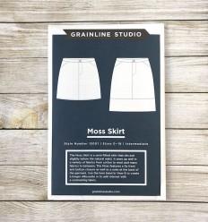 Moss Rock - Grainline Studio