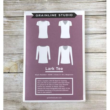 Lark Tee - Grainline Studio