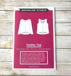 Hadley Top - Grainline Studio