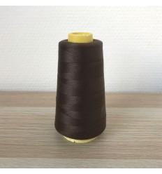 Overlockgarn - Schokolade
