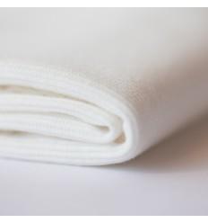 Bündchen - Gebrochenes Weiß