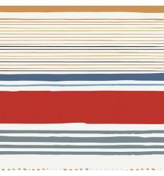 Jerseystoff Line Study - Art Gallery