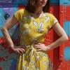 Leaf dress / top - Dessine Moi Un Patron