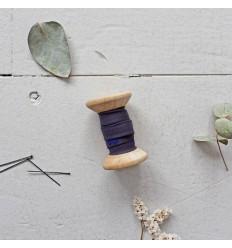 Schrägband Cosmic Blue - Atelier Brunette