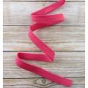 Bias binding - Rosewood Pink