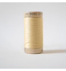 Organic Cotton Thread - Straw
