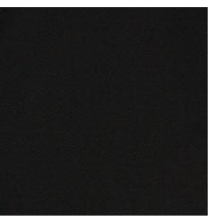 REMNANT 80CM Black Den recycled crepe