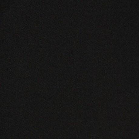 Black Den recycled crepe