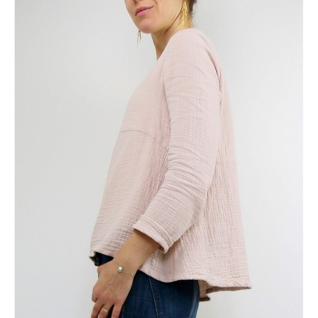 Zéphir Bluse, Kleid - Atelier Scämmit